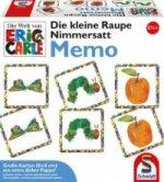 Die kleine Raupe Nimmersatt, Memo