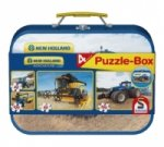 New Holland Agriculture (Kinderpuzzle), Puzzle-Box