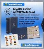 Numis Euro-Münzenalbum. Numis Euro Coin Album. Album Numis pour pieces Euro