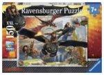 Dragons, Drachenzähmen leicht gemacht (Kinderpuzzle)