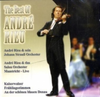 The Best of Andre Rieu, 1 Audio-CD