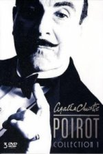 Poirot Collection, 3 DVDs. Nr.1