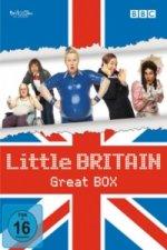 Little Britain, Great Box, 8 DVDs