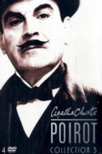 Agatha Christie's Hercule Poirot Collection, 4 DVDs. Vol.5