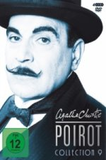 Agatha Christie's Hercule Poirot Collection, 4 DVD. Vol.9