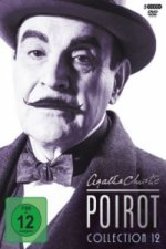 Agatha Christie's Hercule Poirot Collection, 5 DVD. Vol.12