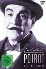 Agatha Christie's Hercule Poirot Collection. Vol.12, 5 DVDs