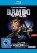 Rambo - First Blood, Uncut, 1 Blu-ray
