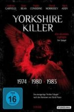 Yorkshire Killer (1974, 1980, 1983), 3 DVDs