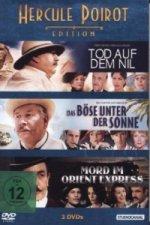 Hercule Poirot Edition, 3 DVDs