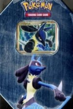 Pokemon (Sammelkartenspiel) Lucario Tin Box