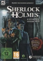 Sherlock Holmes, Ultimate Collection, DVD-ROM