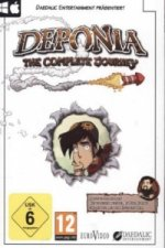 Deponia - The Complete Journey, DVD-ROM