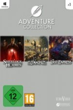 Daedalic Adventure-Collection, DVD-ROM. Vol.3
