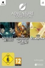 Adventure-Collection, DVD-ROM. Vol.5