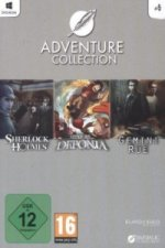 Daedalic Adventure-Collection, CD-ROM. Vol.6