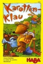 Karottenklau (Spiel). Carrot Pinching; Le voleur de carottes; Wortelroof