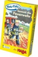 Ratz-Fatz kommt die Feuerwehr