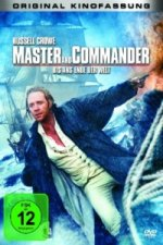Master and Commander, 1 DVD, deutsche u. englische Version