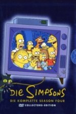 Die Simpsons, 4 DVDs (Collectors Edition). Season.04