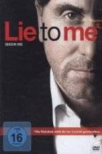 Lie to Me, 4 DVDs. Season.1