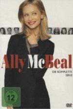 Ally McBeal - Die komplette Serie, 30 DVDs
