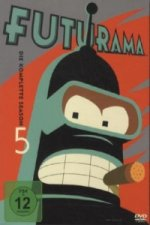 Futurama, 2 DVDs. Season.5