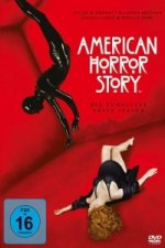 American Horror Story, 4 DVDs. Staffel.1