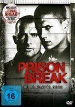 Prison Break, Die komplette Serie, 24 DVDs