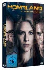 Homeland. Season.3, 4 DVDs