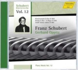 Klavierwerke / Piano Works. Vol.12