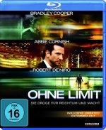 Ohne Limit, 1 Blu-ray