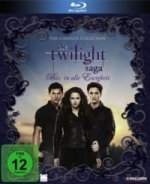 The Complete Collection: Die Twilight-Saga - Bis(s) in alle Ewigkeit, 6 Blu-rays