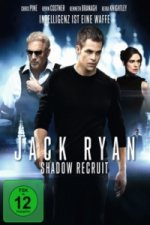 Jack Ryan: Shadow Recruit, 1 Blu-ray