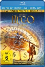 Hugo Cabret 3D, 1 Blu-ray + Digital Copy