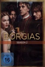 Die Borgias, 4 DVDs. Season.2