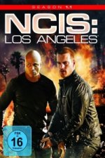 NCIS: Los Angeles. Season.1.1, 3 DVDs