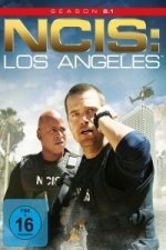 NCIS: Los Angeles. Season.2.1, 3 DVDs