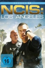 NCIS: Los Angeles. Season.2.2, 3 DVDs