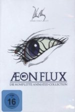 Aeon Flux Die komplette animated Collection, 3 DVD