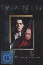 Twin Peaks. Season.02, 6 DVD