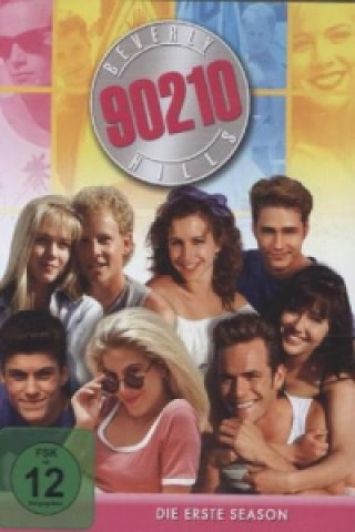 Beverly Hills, 90210. Season.01, 6 DVDs