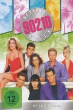Beverly Hills, 90210, 8 DVDs. Season.02