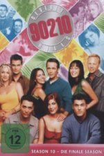Beverly Hills, 90210, 6 DVD. Season.10