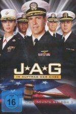JAG: Im Auftrag der Ehre. Season.09, 5 DVD