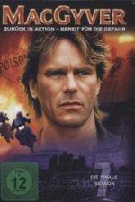 MacGyver. Season.07, 4 DVDs