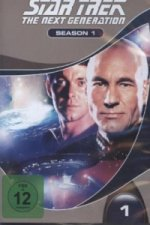 STAR TREK: The Next Generation, 7 DVD. Season.01