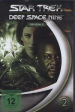 STAR TREK: Deep Space Nine, 6 DVD. Season.02