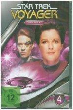 STAR TREK: Voyager. Season.04, 7 DVD