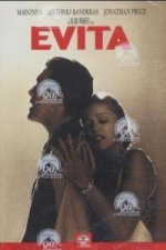 Evita, 1 DVD, englische Version